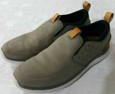 Clarks max cushion mens leather lightweight shoes size  9 G