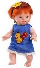 Paola Reina Puppe Helena Paolita 20 cm rotes Haar