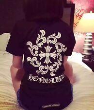 Chrome Hearts Honolulu Exclusive Honolulu 7 T-Shirt Black