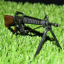 Action Man VAM Palitoy 2nd Issue M16 Rifle With Tri-Pod 1/6th Toy c1970-84