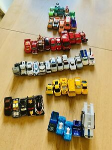 50 different cars - some Hot Wheels- toy bundle