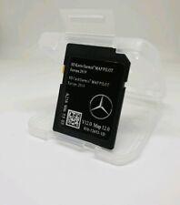 NEW 2019-2020 V12 Mercedes GARMIN MAP PILOT SD CARD SAT NAV A B CLA  A2189065503