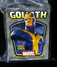 Bowen Designs Goliath Marvel Comics Bust Statue New from 2005 Henry Pym Ant-Man