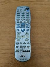 JVC RM-SDR013J DVD RECORDER REMOTE CONTROL Tested & Workin Ships Free