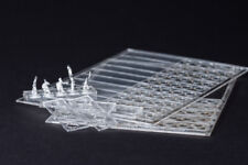 Acrylic Square Bases for Epic Infantry 10 Pieces to Any Army