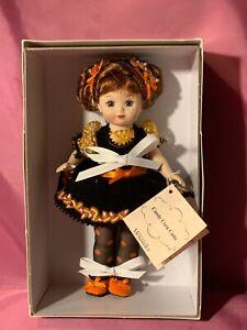 Madame Alexander Candy Corn Cutie #68275 🧡🖤🧡🖤
