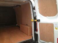 Ford Transit Custom LWB Plylining Interior Van Kit Plyline Ply Lining Plywood UK