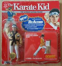 1986 Remco The Karate kid Action Figure Red Card DANIEL Very Rare - Hard to find