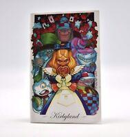 Kirbyland by JJ Kirby Eddie Choi 2007 1st Print Sketchbook Comic Arts Drawining