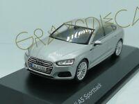 Audi A5 Sportback Florett Silver  1:43 SPARK (DEALER MODEL) new