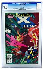 X-FACTOR #36 CGC 9.0 X-MEN ARCHANGEL MARVEL 1989
