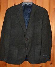 BLOOMINGDALE'S Green Melange 100% Wool Jacket  NWT  40S