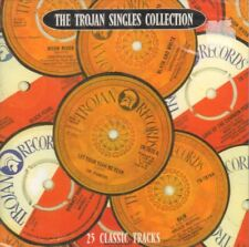 Various Reggae(CD Album)The Trojan Singles Collection-Trojan-CDTRL 367-New