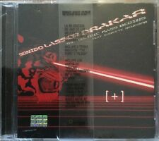 SONIDO LASSER -DRAKAR - The Electric Mass Begins... CD Mexican Electronica