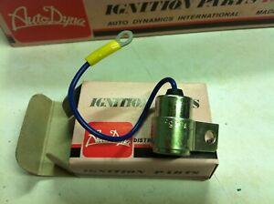 TOYOTA SUZUKI HOLDEN DAIHATSU Ignition Dist Condensers x2 NC209 TC209 GD206 nos