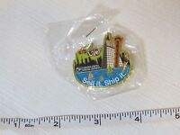 Ebay Live sell it ship it post office 08 hat pin Chicago 2008 tie tac lapel RARE