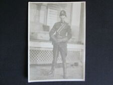1908 Pennsylvania State Police TROOPER in Uniform w/Rifle Type 1 Real Photo
