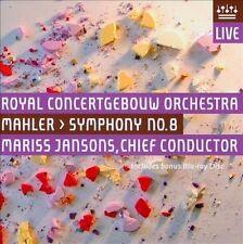 Mahler: Symphony No.8 (Bonus Blu-Ray), New Music