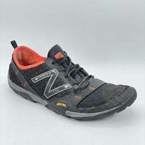 New Balance Mens Minimus Trail 10v1 MT10BA Vibram Running Shoes Size 11.5 D