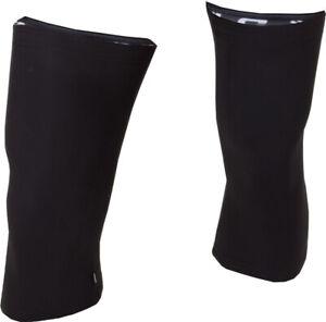 XLC Cycling Mirco-Fleece Knee Warmers - Warm/Cold Bike Weather Clothing - Unisex