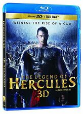 The Legend of Hercules (3D Blu-ray, 2014, Canadian)