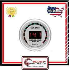 AutoMeter Ultra-Lite Digital Gauge Wideband Air Fuel Ratio 10:1-17:1 AFR
