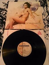 PRINCE - LOVESEXY LP + INNER!!! UK 1ST PRESS PAISLEY PARK RECORDS WX164 925720-1