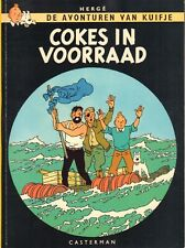 KUIFJE - COKES IN VOORRAAD - Herge