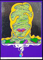 Pop Art, 1968. Multiple auf Karton Wolfgang OPPERMANN (1937-2001 D) handsigniert