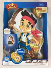 WALL FRIENDS JAKE THE PIRATE INTERACTIVE WALL CHARACTER BRAND NEW IN BOX
