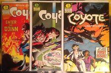 COYOTE #1, 2, 3 (1983) - EPIC Comics / Marvel Comics