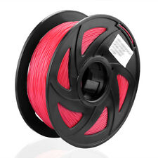 3D Drucker Composite PLA 1.75mm/1KG Printer Filament - Spule Trommel Rolle Rot