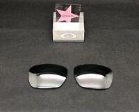 edd66b2ea1 Oakley Authentic Tincan Carbon Ferrari Black Iridium Polarized Lens Rare  OO6017