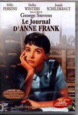 DVD - LE JOURNAL D'ANNE FRANK - Millie Perkins