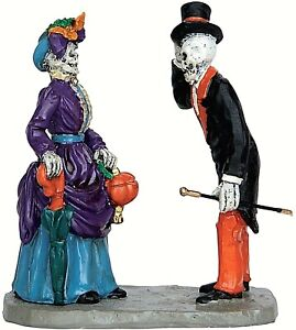 Lemax 62427 EVENING PROMENADE Spooky Town Figurine Halloween Decor Figure I