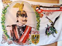 Fahne Flagge HEIL KAISER DIR - Kaiser Wilhelm II