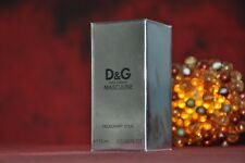 Dolce & Gabbana MASCULINE Deodorant Stick 75ml, Discontinued, Very Rare, New