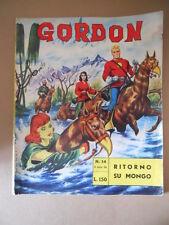 GORDON n°14 1965 edizioni Spada   [G734B] BUONO