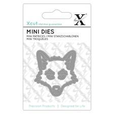 Xcut Mini Dies Fox Head Die Cut Stencil