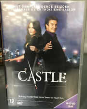 Castle Season 3 6DVD Set