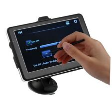 New 7 inch Car GPS Speedcam SAT NAV Navigation System Navigator POI 4GB 710 ^9