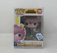 Funko Pop MY HERO ACADEMIA #790 MINA ASHIDO GameStop Exclusive W/ Pop Protector