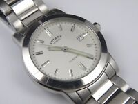 Rotary CGB00001/02 Mens Classic Stainless Steel Bracelet Watch - 100m