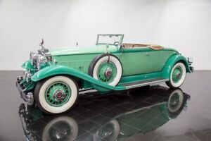 1932 Packard 903 Deluxe Eight 2/4 Coupe Roadster
