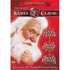 The Santa Clause 3-Movie Collection New