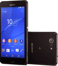 Unlocked MOVIL 4.6'' Sony Ericssion XPERIA Z3 Compact D5803 16GB LTE GPS - Negro