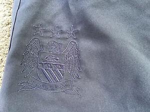 MANCHESTER CITY Men's L soccer football shorts MCFC EPL 2010/11 UMBRO