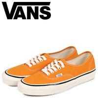 🔥Genuine Exclusive Vans Authentic 44DX ® ( Men Size UK 9.5  EUR 44 ) OG Gold 🔥