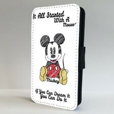 Mickey Mouse Original Disney FLIP PHONE CASE COVER for IPHONE SAMSUNG