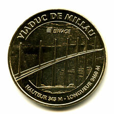 12 MILLAU Viaduc, NG, Paris en gras, 2014, Monnaie de Paris
